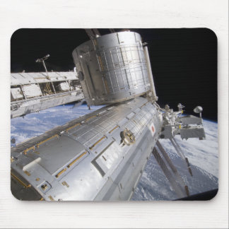 The Japanese Experiment Module Kibo laboratory Mouse Pad