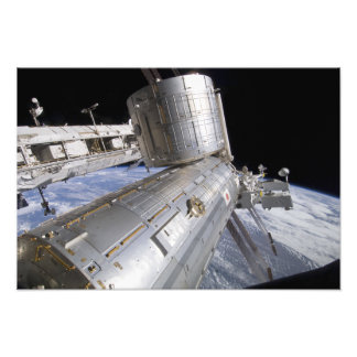 The Japanese Experiment Module Kibo laboratory Photo Print