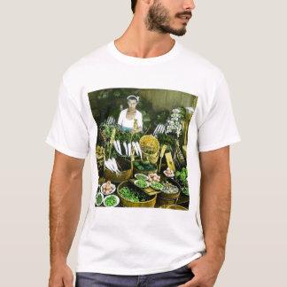 The Japanese Farmers Market Fall Harvest Vintage T-Shirt