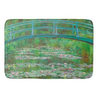 """The Japanese Footbridge"" Bath Mat Bath Mats"