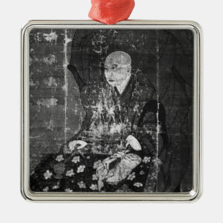 The Japanese priest Jitchin Christmas Ornament