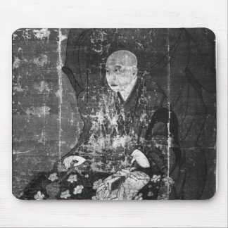 The Japanese priest Jitchin Mouse Mat