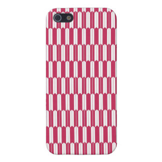 The Japanese traditional pattern arrow splashed pa iPhone 5/5S Cases