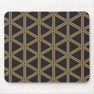 The Japanese traditional pattern group tortoise Mouse Mat