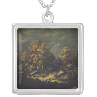 The Jean de Paris Heights Silver Plated Necklace