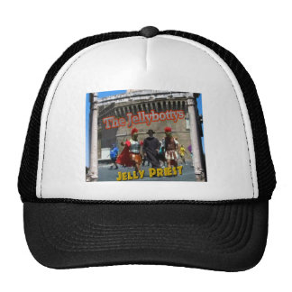 The Jellybottys Jelly Priest Song Dancing Romans Mesh Hats