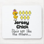 The Jersey Chick Mouse Pad