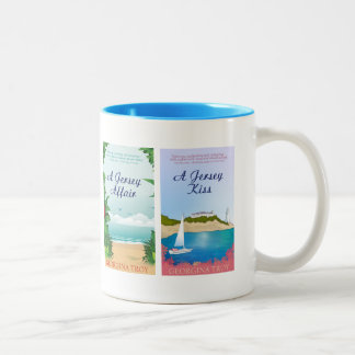 The Jersey Scene by Georgina Troy Mug