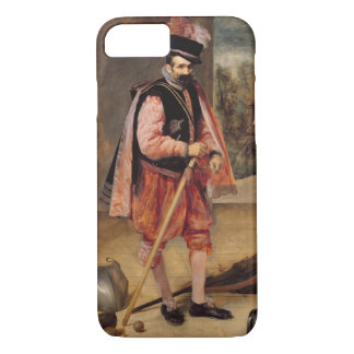 The Jester named 'Don Juan of Austria', c.1632/35 iPhone 8/7 Case