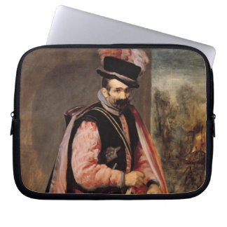The Jester named 'Don Juan of Austria', c.1632/35 Laptop Sleeves
