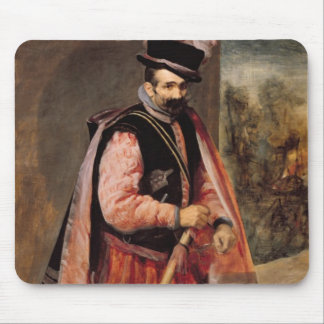 The Jester named 'Don Juan of Austria', c.1632/35 Mouse Mat