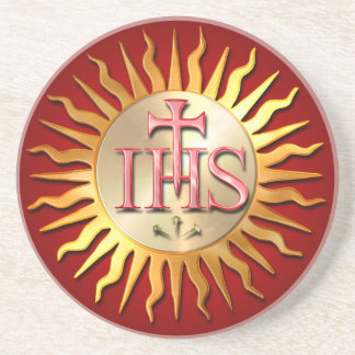 The Jesuit Seal Drink Coasters