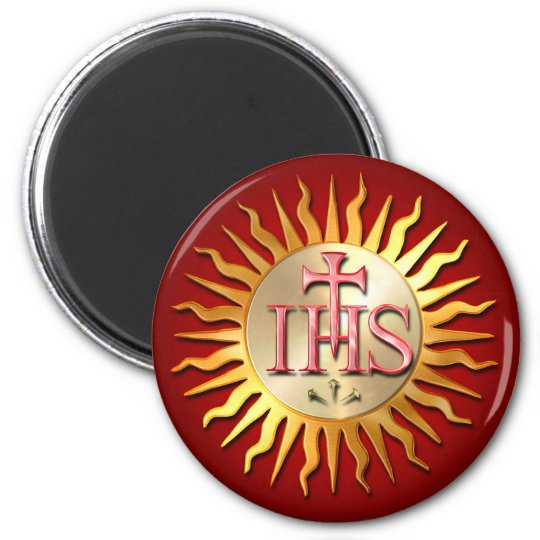 The Jesuit Seal Magnet