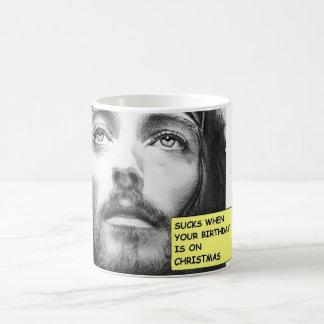 The Jesus Christmas Birthday Mug