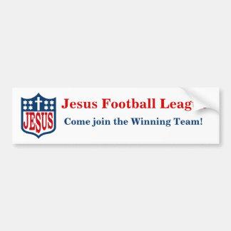 The Jesus League Bumper Sticker