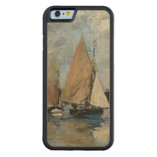 The Jetty at High Tide, Trouville Maple iPhone 6 Bumper Case