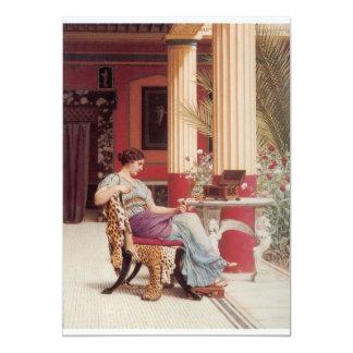 The Jewel Casket Fine Art 13 Cm X 18 Cm Invitation Card