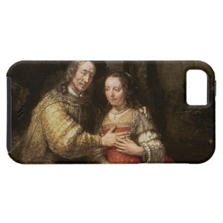 The Jewish Bride, c.1667 (oil on canvas) Tough iPhone 5 Case