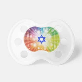 The Jewish burst of lights. Pacifiers