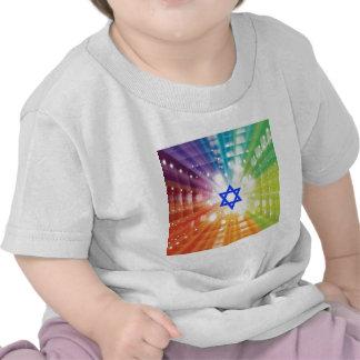 The Jewish burst of lights Tshirts