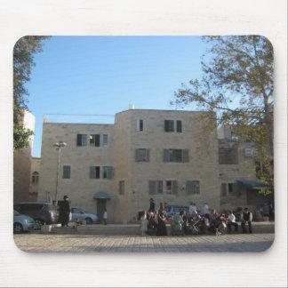 The Jewish quarter Mousepad