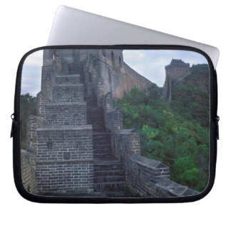 The Jinshanling section of the wall was built Laptop Sleeve
