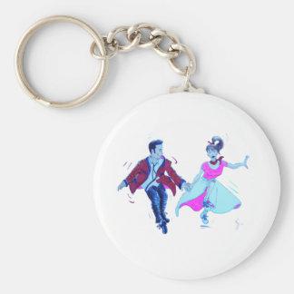 The Jivers! Keychain