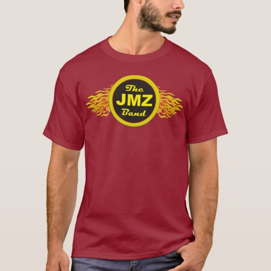 """The JMZ Band """"Busted"""" T-Shirt"""