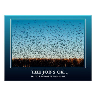The Job... Poster