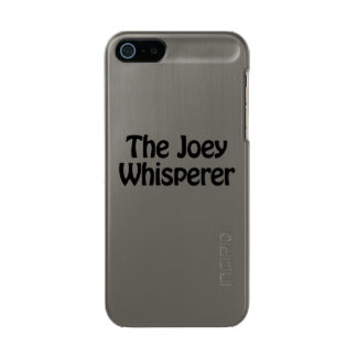 the joey whisperer incipio feather® shine iPhone 5 case