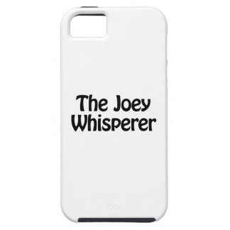 the joey whisperer tough iPhone 5 case