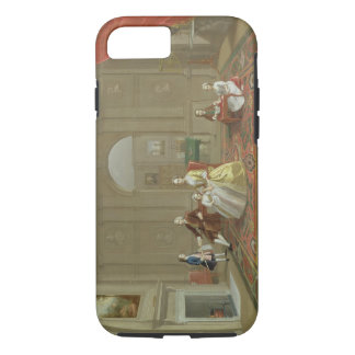 The John Bacon Family, c.1742-43 (oil on canvas) iPhone 7 Case