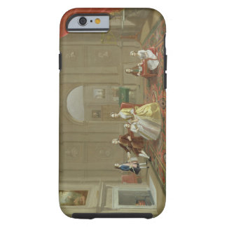 The John Bacon Family, c.1742-43 (oil on canvas) Tough iPhone 6 Case
