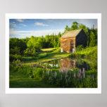 The John Brown Farm in the Adirondacks, N.Y.