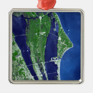 The John F Kennedy Space Center Christmas Ornament