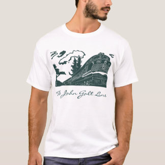 The John Galt Line T-Shirt