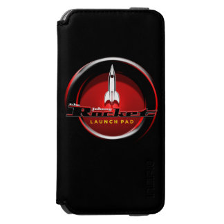 The Johnny Rocket Launch Pad Phaser iPhone 6 Case Incipio Watson™ iPhone 6 Wallet Case