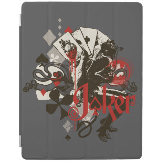 The Joker - 4 Aces Bleeding Heart Devil iPad Cover