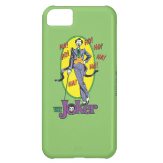 The Joker Cackles 2 iPhone 5C Case