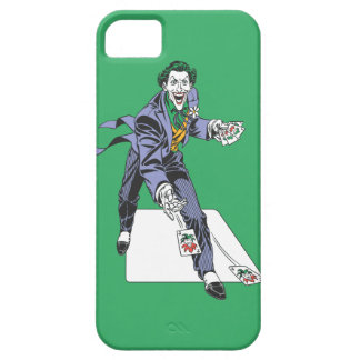 The Joker Casts Cards Case For The iPhone 5
