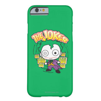 The Joker - Chibi Barely There iPhone 6 Case