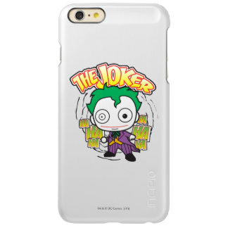 The Joker - Chibi iPhone 6 Plus Case