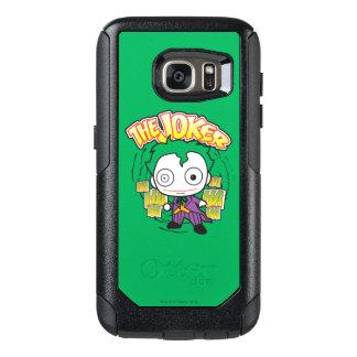 The Joker - Chibi OtterBox Samsung Galaxy S7 Case