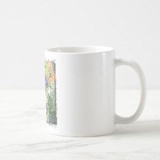 The Joker Collage Basic White Mug
