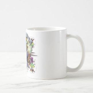 The Joker - Explosion Basic White Mug