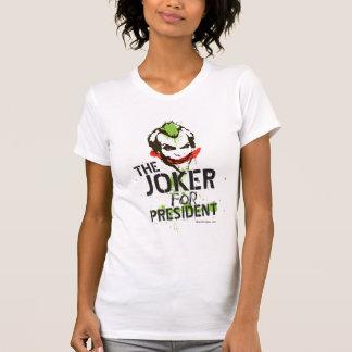 The Joker for President Tees