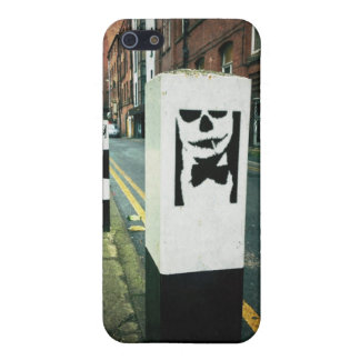 The Joker In Manchester Cover For iPhone 5/5S