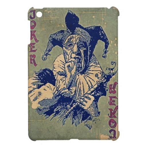 the Joker iPad Mini Covers