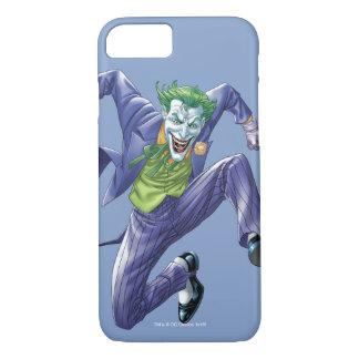 The Joker Jumps iPhone 7 Case