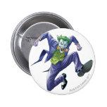The Joker Jumps Pin